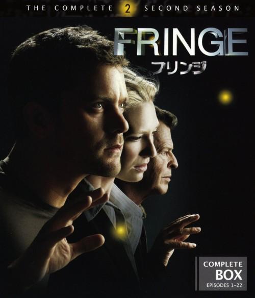 【中古】FRINGE/フリンジ 2nd コンプリート・セット 【ブルーレイ】/アナ・トーヴ