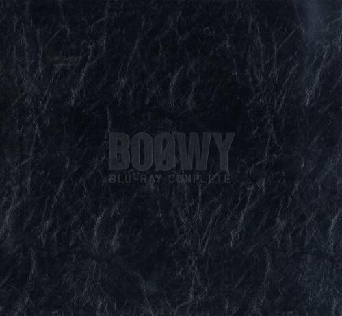 【中古】BOOWY Blu-ray COMPLETE 【ブルーレイ】/BOOWY