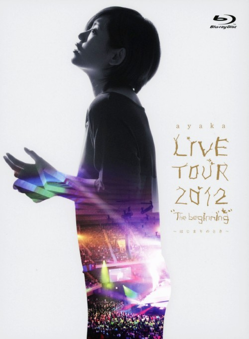 【中古】絢香/LIVE TOUR 2012 The beginning… 【ブルーレイ】/絢香