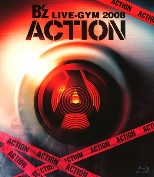 【中古】B'z LIVE-GYM 2008 ACTION 【ブルーレイ】/B'z