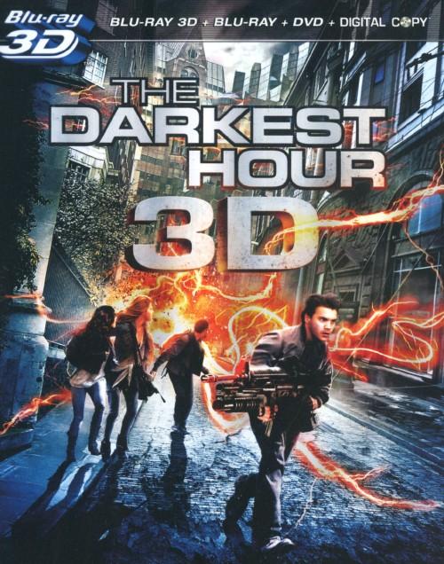 【中古】初限)ダーケストアワー…3D・2DBD&DVD&デジタルコピー 【ブルーレイ】/エミール・ハーシュ
