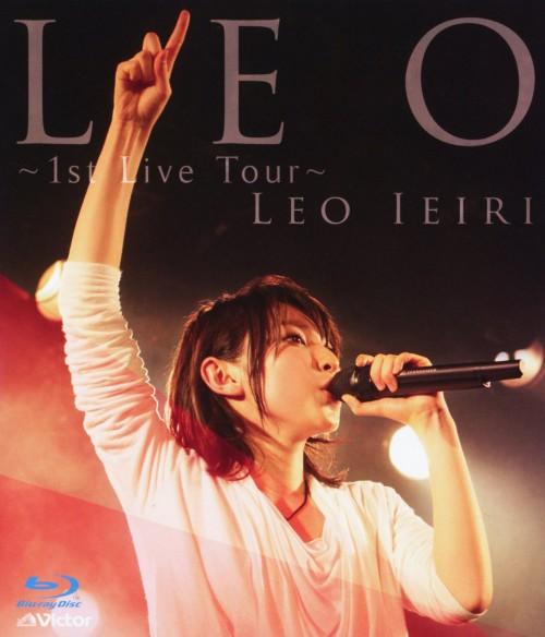【中古】初限)家入レオ/LEO 〜1st Live Tour〜 【ブルーレイ】/家入レオ