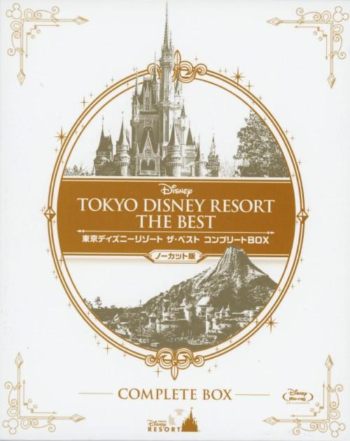 【中古】東京ディズニーリゾート ザ・ベスト BOX ノーカット版 【ブルーレイ】