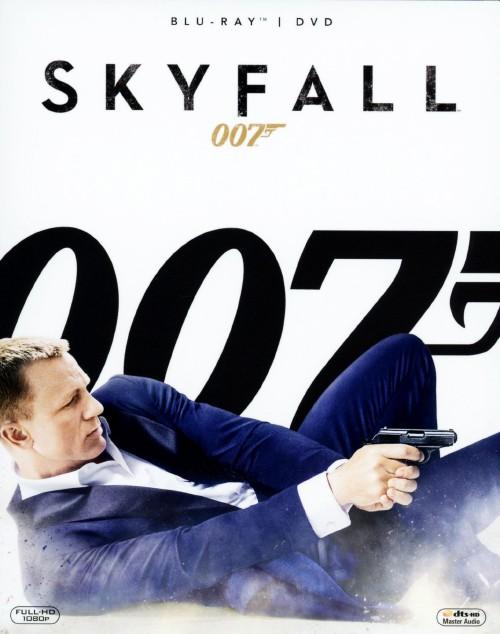 【中古】初限)007 スカイフォール BD&DVD 【ブルーレイ】/ダニエル・クレイグ
