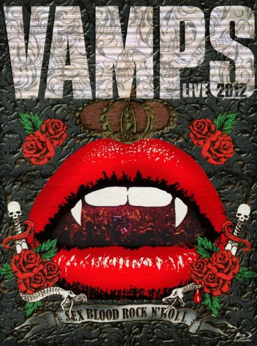 【中古】VAMPS LIVE 2012 【ブルーレイ】/VAMPS