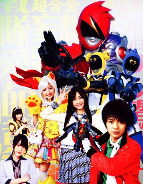 【中古】初限)4.非公認戦隊アキバレンジャー 2nd (完) 【ブルーレイ】/和田正人