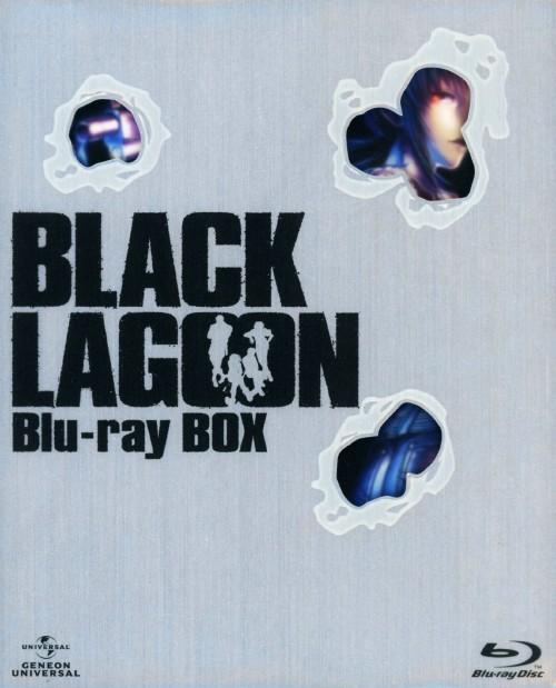 【中古】初限)BLACK LAGOON BOX 【ブルーレイ】/豊口めぐみ