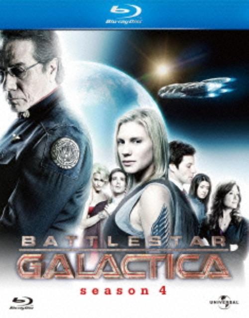 【中古】GALACTICA ギャラクティカ 4th BOX 【ブルーレイ】/エドワード・ジェームズ・オルモス
