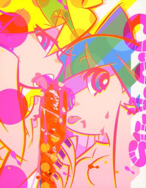 【中古】Panty & Stocking with Garterbelt BOX 【ブルーレイ】/小笠原亜里沙