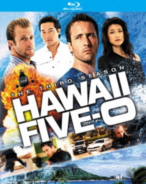 【中古】HAWAII FIVE-0 3rd BOX 【ブルーレイ】/アレックス・オロックリン