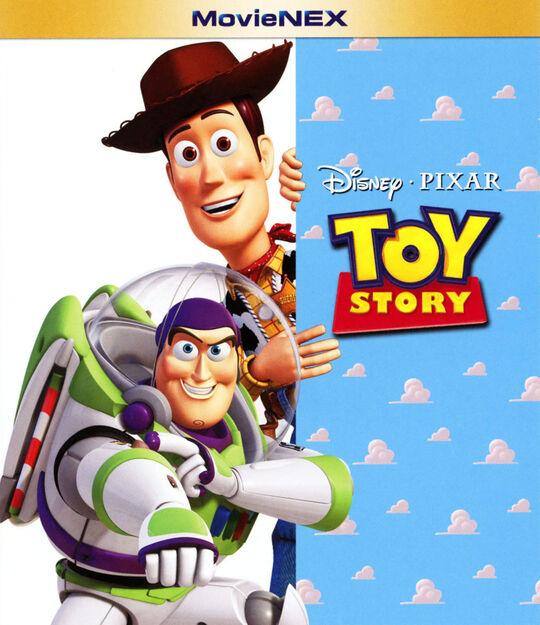 【新品】トイ・ストーリー MovieNEX BD+DVDセット 【ブルーレイ】/トム・ハンクス