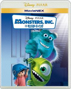 【中古】モンスターズ・インク MovieNEX BD+DVDセット 【ブルーレイ】/ジョン・グッドマン
