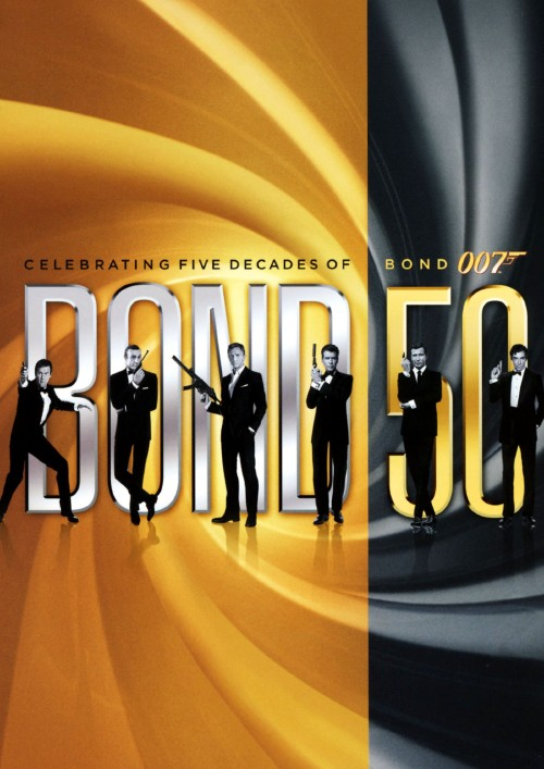 【中古】初限)007 ジェームズ・ボンド コレクションBOX 【ブルーレイ】/ショーン・コネリー