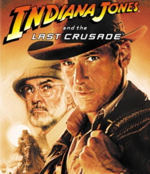 【中古】インディ・ジョーンズ 最後の聖戦 【ブルーレイ】/ハリソン・フォード