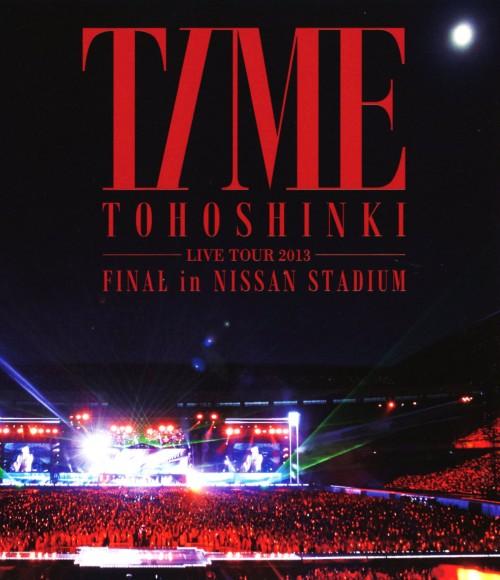 【中古】東方神起/LIVE TOUR 2013 TIME FINAL in… 【ブルーレイ】/東方神起