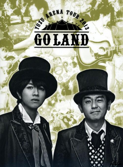 【中古】ゆず/LIVE FILMS GO LAND 【ブルーレイ】/ゆず