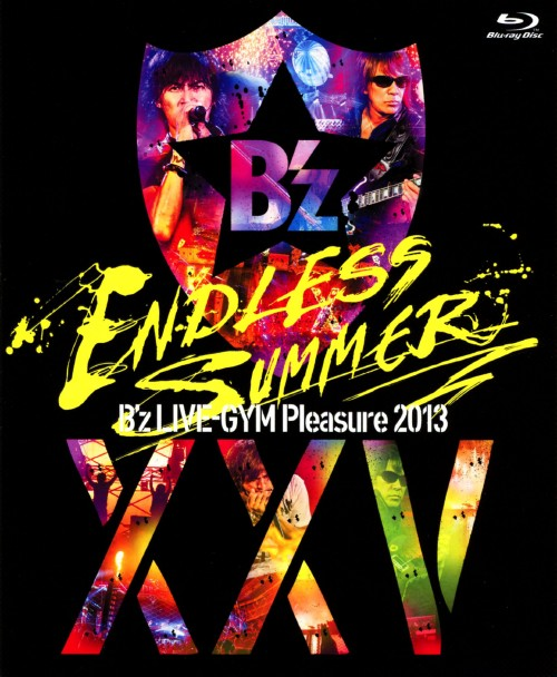 【中古】B'z LIVE-GYM Pleasure 2013 ENDL…完全版 【ブルーレイ】/B'z