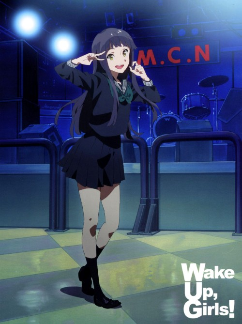 【中古】初限)6.Wake Up, Girls! (完) 【ブルーレイ】/吉岡茉祐