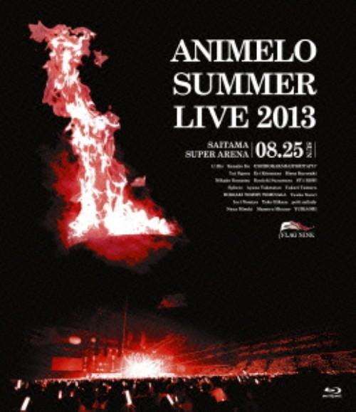 【中古】Animelo Summer Live 2013 FLAG NINE 8.25 【ブルーレイ】