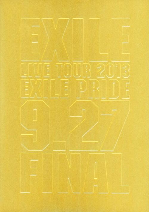 【中古】EXILE LIVE TOUR 2013 EXILE PRIDE 9.27… 【ブルーレイ】/EXILE