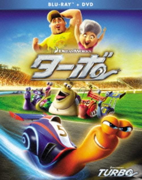【中古】初限)ターボ BD&DVD 【ブルーレイ】/ライアン・レイノルズ
