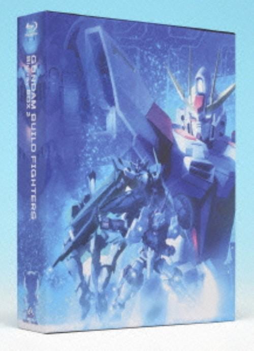 【中古】2.ガンダムビルドファイターズ BOX (完) 【ブルーレイ】/小松未可子