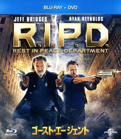 【中古】ゴースト・エージェント R.I.P.D. BD+DVDセット 【ブルーレイ】/ライアン・レイノルズ