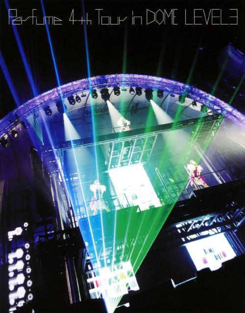 【中古】初限)Perfume 4th Tour in DOME 「LEVEL3」 【ブルーレイ】/Perfume