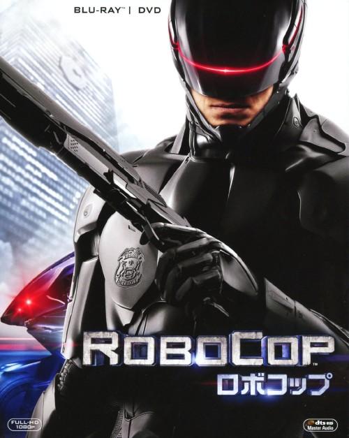 【中古】初限)ロボコップ (2014) BD&DVDセット 【ブルーレイ】/ジョエル・キナマン