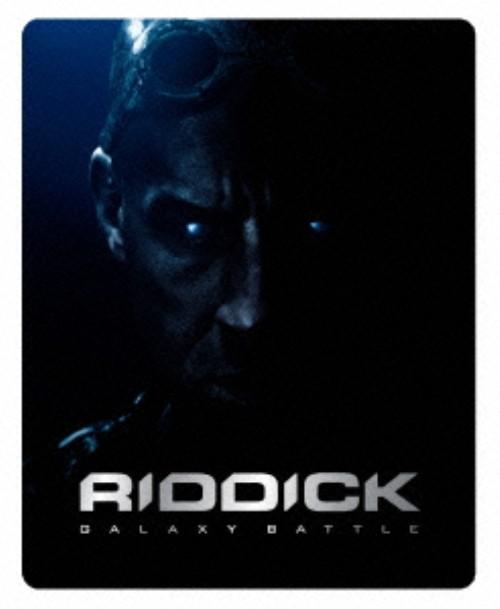 【中古】初限)リディック:ギャラクシー・バトル (スチールブック) 【ブルーレイ】/ヴィン・ディーゼル