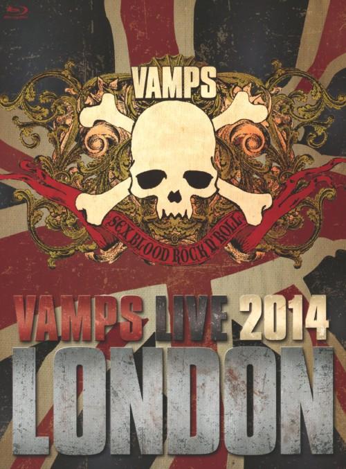 【中古】VAMPS LIVE 2014:LONDON (B) 【ブルーレイ】/VAMPS