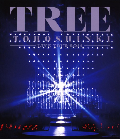 【中古】東方神起 LIVE TOUR 2014 TREE 【ブルーレイ】/東方神起