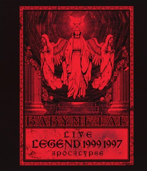 【中古】BABYMETAL/LIVE LEGEND 1999&1997 APOCA… 【ブルーレイ】/BABYMETAL