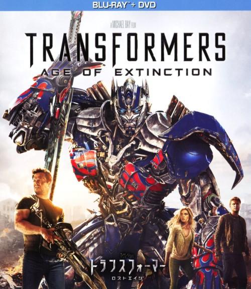 【中古】トランスフォーマー/ロストエイジ BD+DVDセット 【ブルーレイ】/マーク・ウォールバーグ