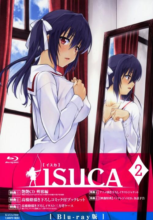 【中古】2.ISUCA -イスカ- 【ブルーレイ】/木戸衣吹