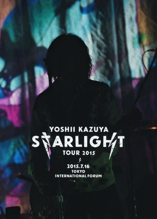 【中古】YOSHII KAZUYA STARLIGHT TOUR 2015 2015… 【ブルーレイ】/吉井和哉