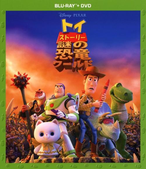 【中古】トイ・ストーリー 謎の恐竜ワールド BD+DVDセット 【ブルーレイ】/トム・ハンクス