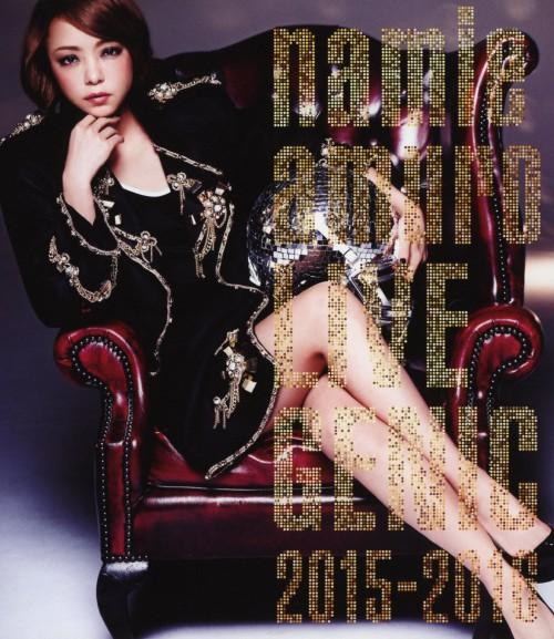 【中古】namie amuro LIVE GENIC 2015-2016 【ブルーレイ】/安室奈美恵