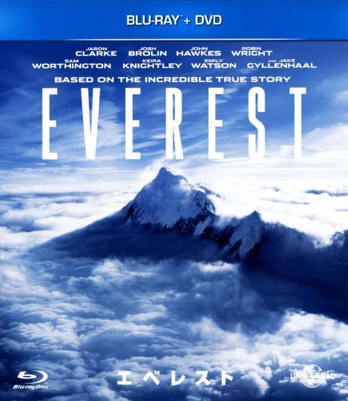 【中古】エベレスト BD+DVDセット 【ブルーレイ】/ジェイソン・クラーク
