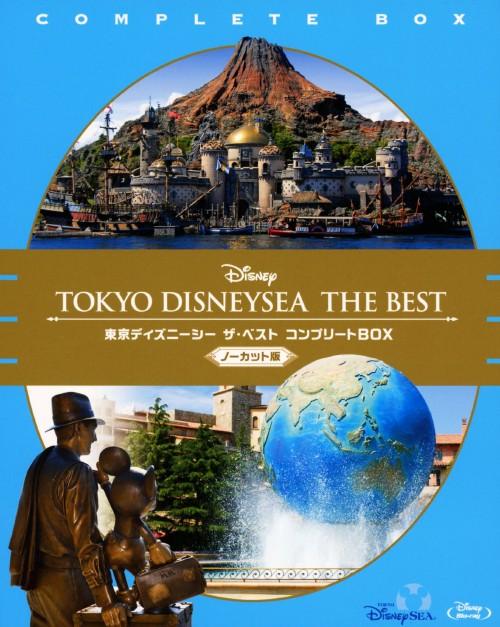 【中古】東京ディズニーシー ザ・ベスト BOX ノーカット版 【ブルーレイ】