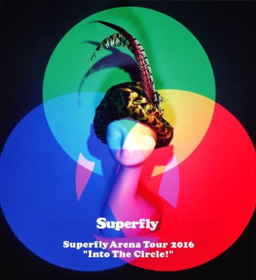 【中古】初限)Superfly/Arena Tour 2016 Into T… 【ブルーレイ】/Superfly