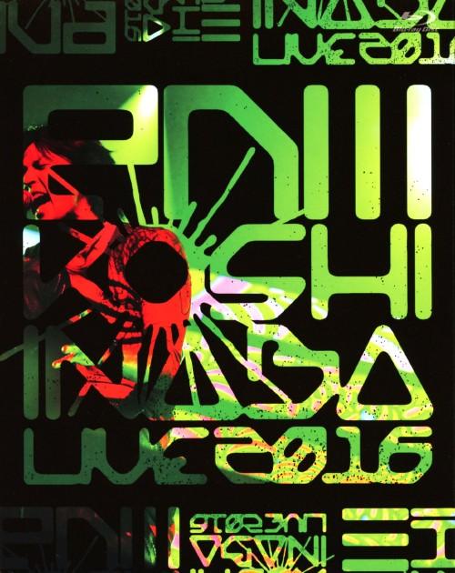 【中古】Koshi Inaba LIVE 2016 〜en3〜 【ブルーレイ】/稲葉浩志