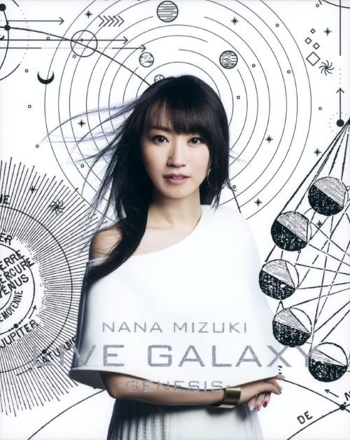 【中古】NANA MIZUKI LIVE GALAXY -GENESIS- 【ブルーレイ】/水樹奈々