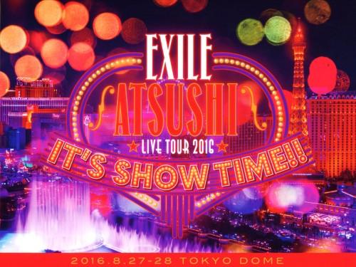 【中古】限)EXILE ATSUSHI LIVE TOUR 2016 ITS S… 【ブルーレイ】/EXILE ATSUSHI
