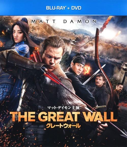 【中古】グレートウォール BD+DVDセット 【ブルーレイ】/マット・デイモン