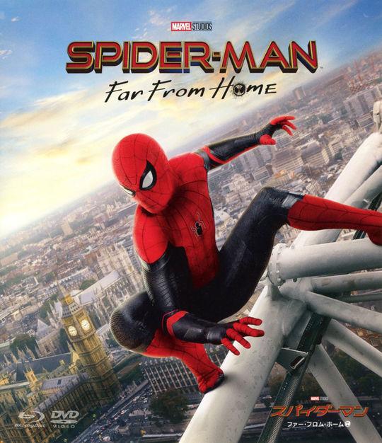 【中古】スパイダーマン:ファー・フロム・ホーム BD&DVDセット 【ブルーレイ】/トム・ホランド