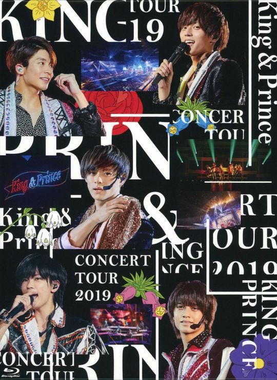 【中古】King & Prince CONCERT TOUR 2019 【ブルーレイ】/King & Prince