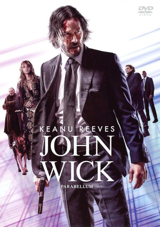 【中古】ジョン・ウィック:パラベラム 【DVD】/キアヌ・リーブス