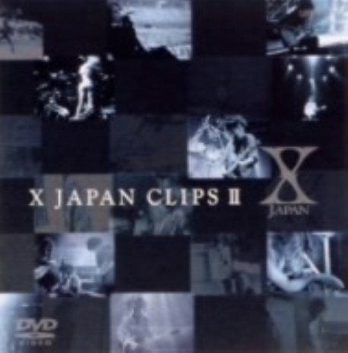 【中古】2.X JAPAN CLIPS 【DVD】/X JAPAN