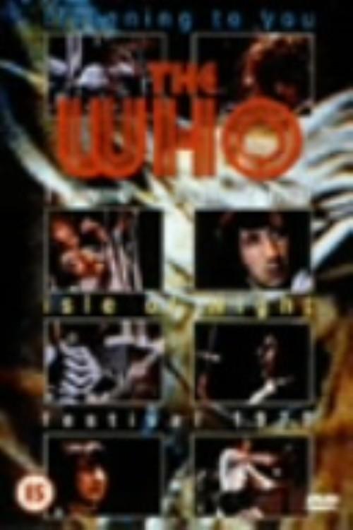 【中古】ザ・フー/ワイト島ライヴ1970 【DVD】/ザ・フー
